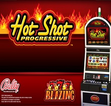 Hot Shot Slot Machine Review