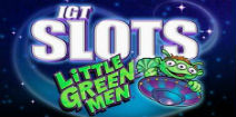 Little Green Men Slot Review